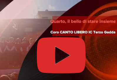 coro canto libero video