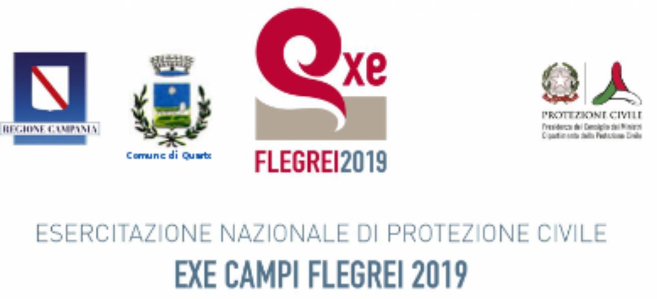 Esercitazione EXE Campi Flegrei 2019