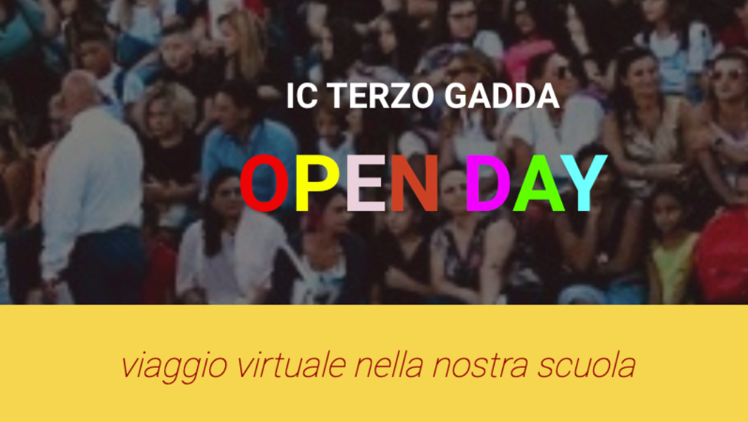 Open Day virtuale 2020/21