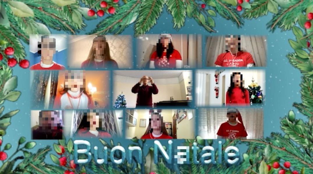 Buon Natale dal Coro Canto Libero