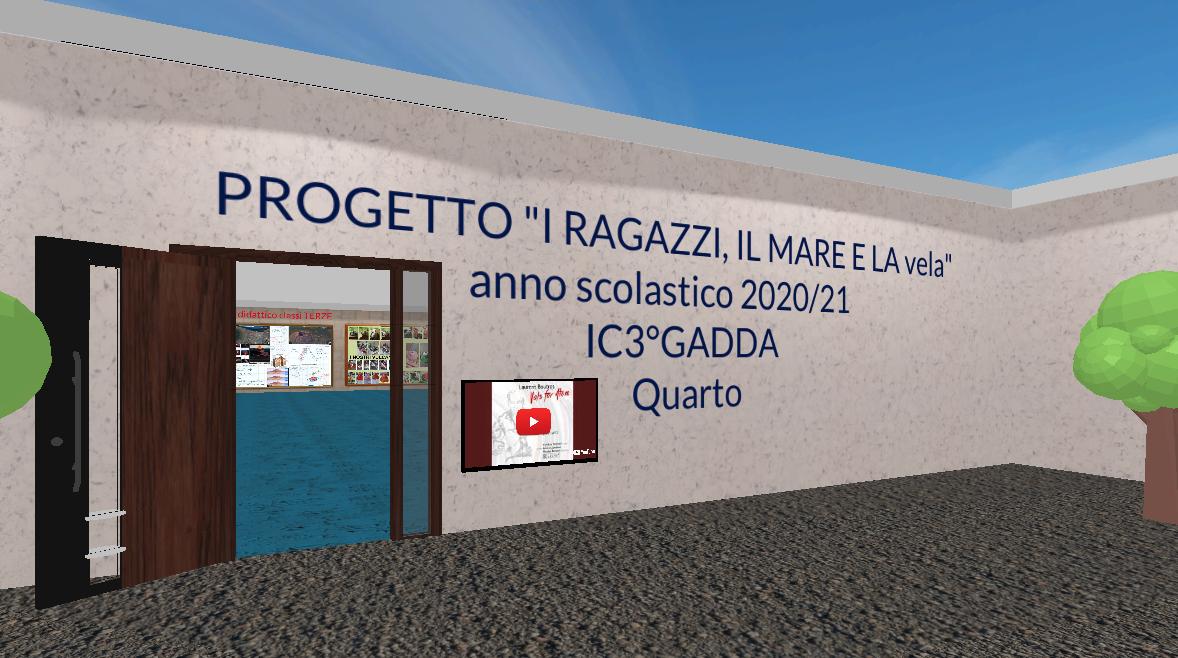 Progetto VELA 2021 Museo Virtuale