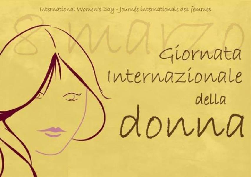 Giornata internazionale della donna - 8 marzo 2019