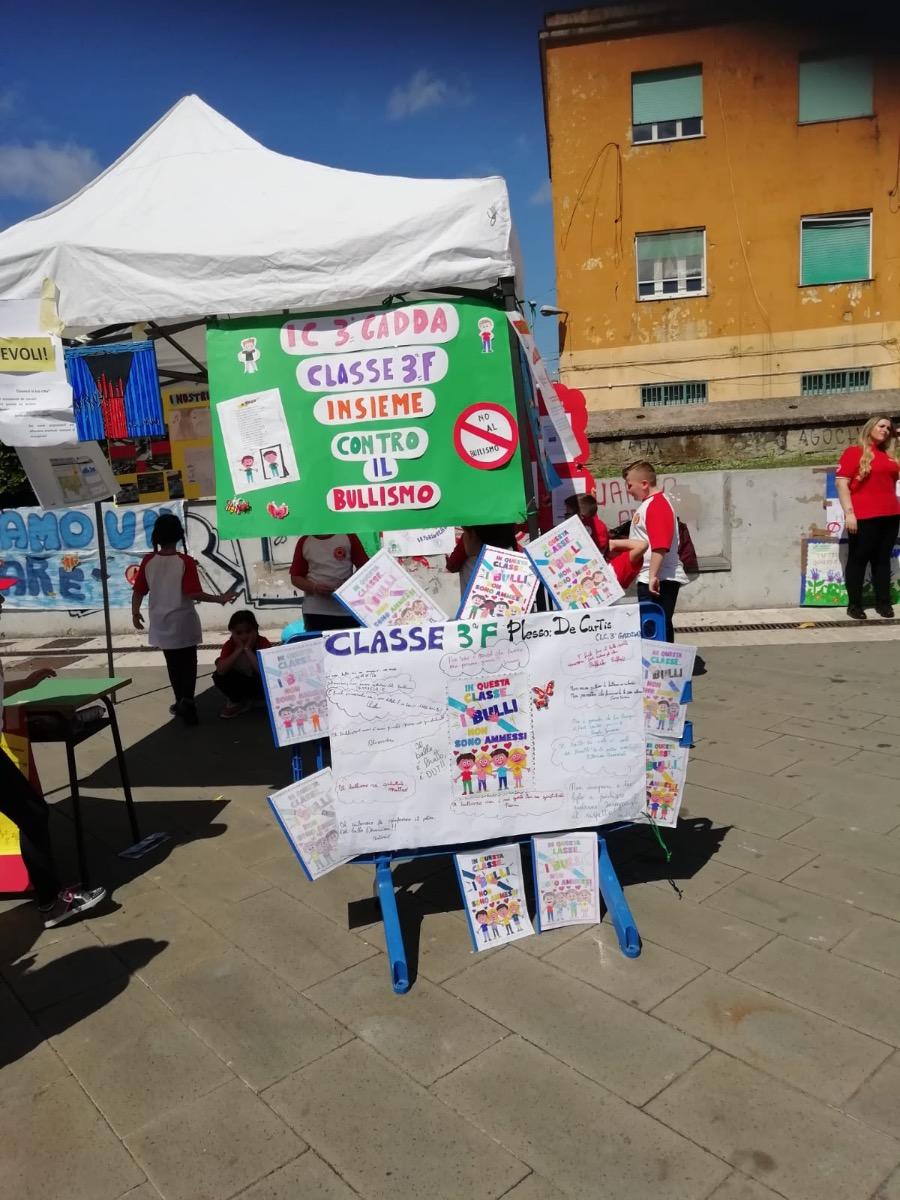 Festa della solidarietà Progetto EDURISK