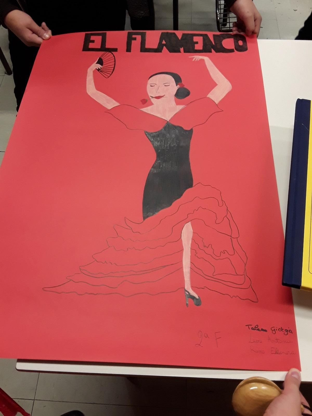 A lezione di flamenco