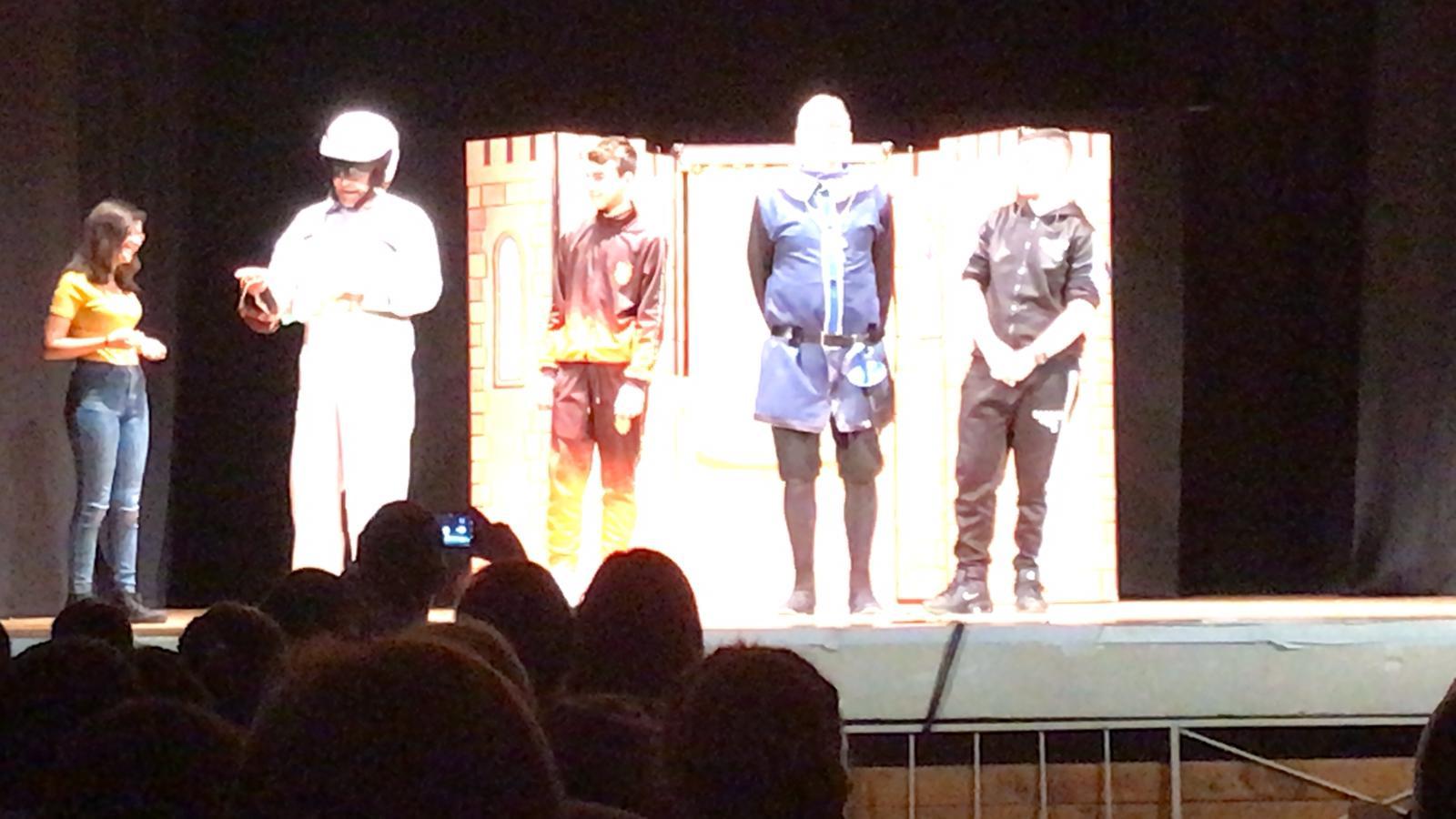 Teatro in inglese Hamlet