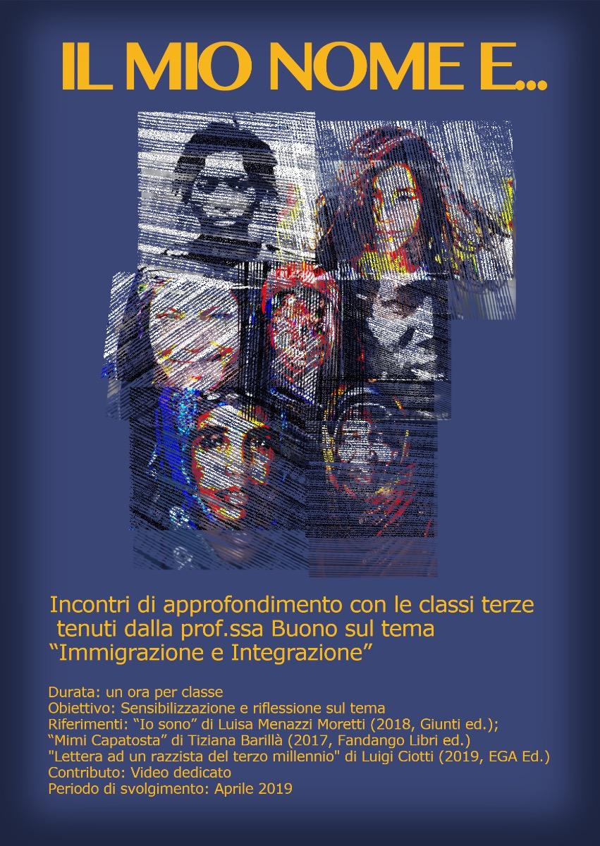 """""""Il mio nome è..."""" Immigrazione e integraz..."""