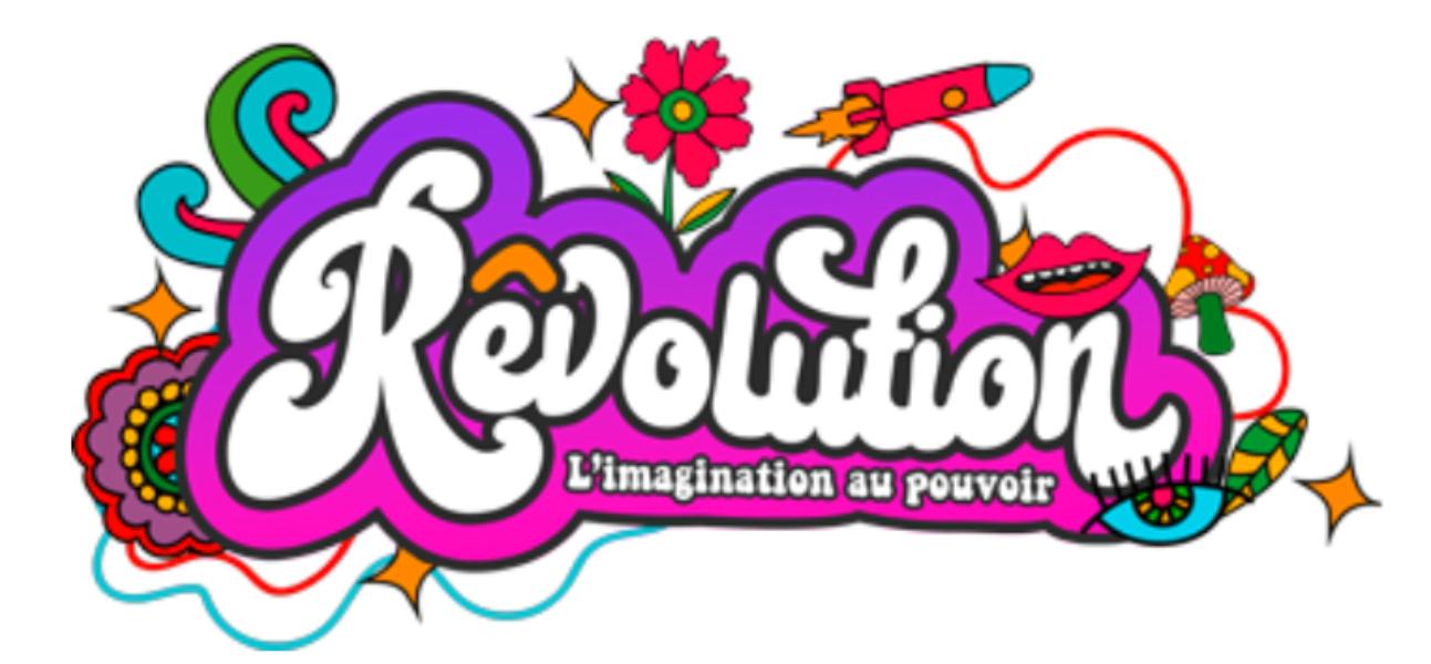 Révolution : l'imagination au pouvoir