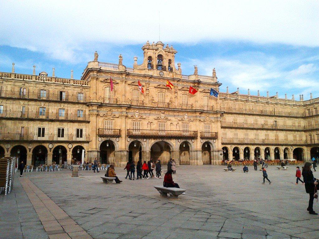 Salamanca viaggio studio luglio 2019