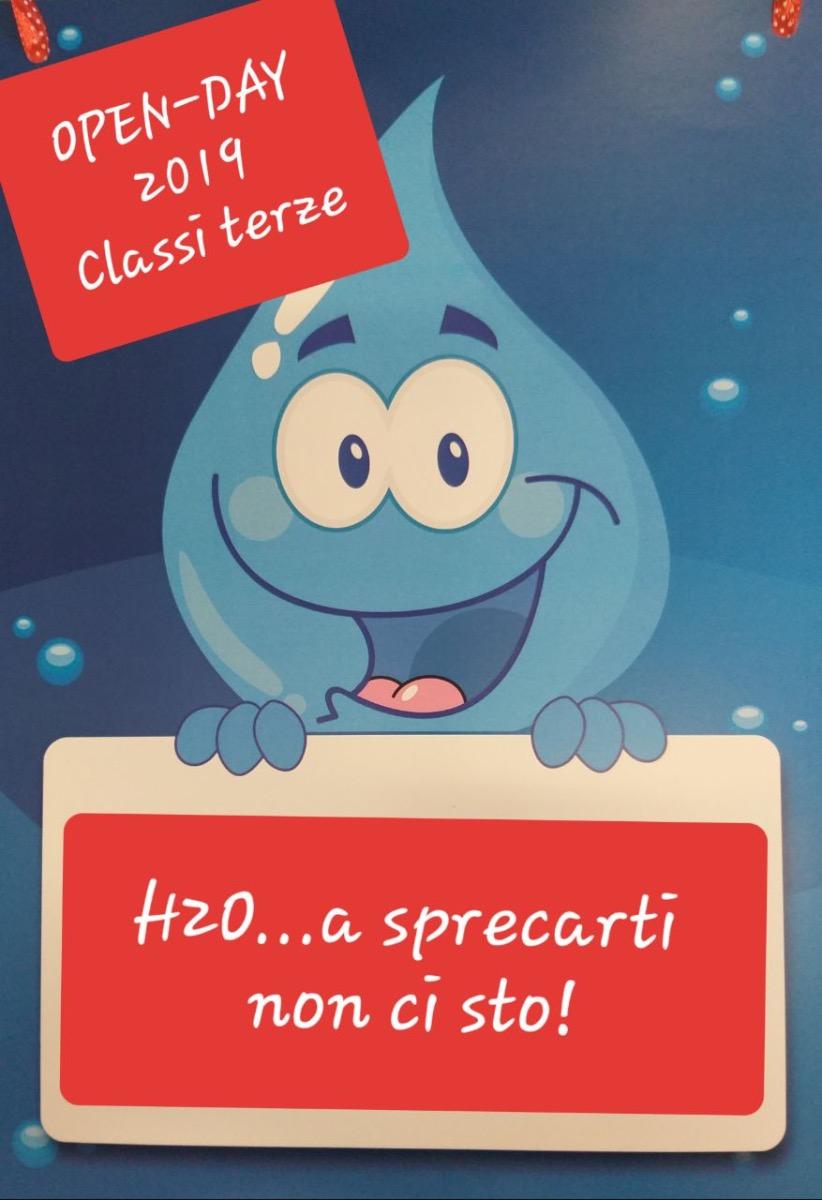 Open Day 2019 classi terze sc. primaria S. Gaetano