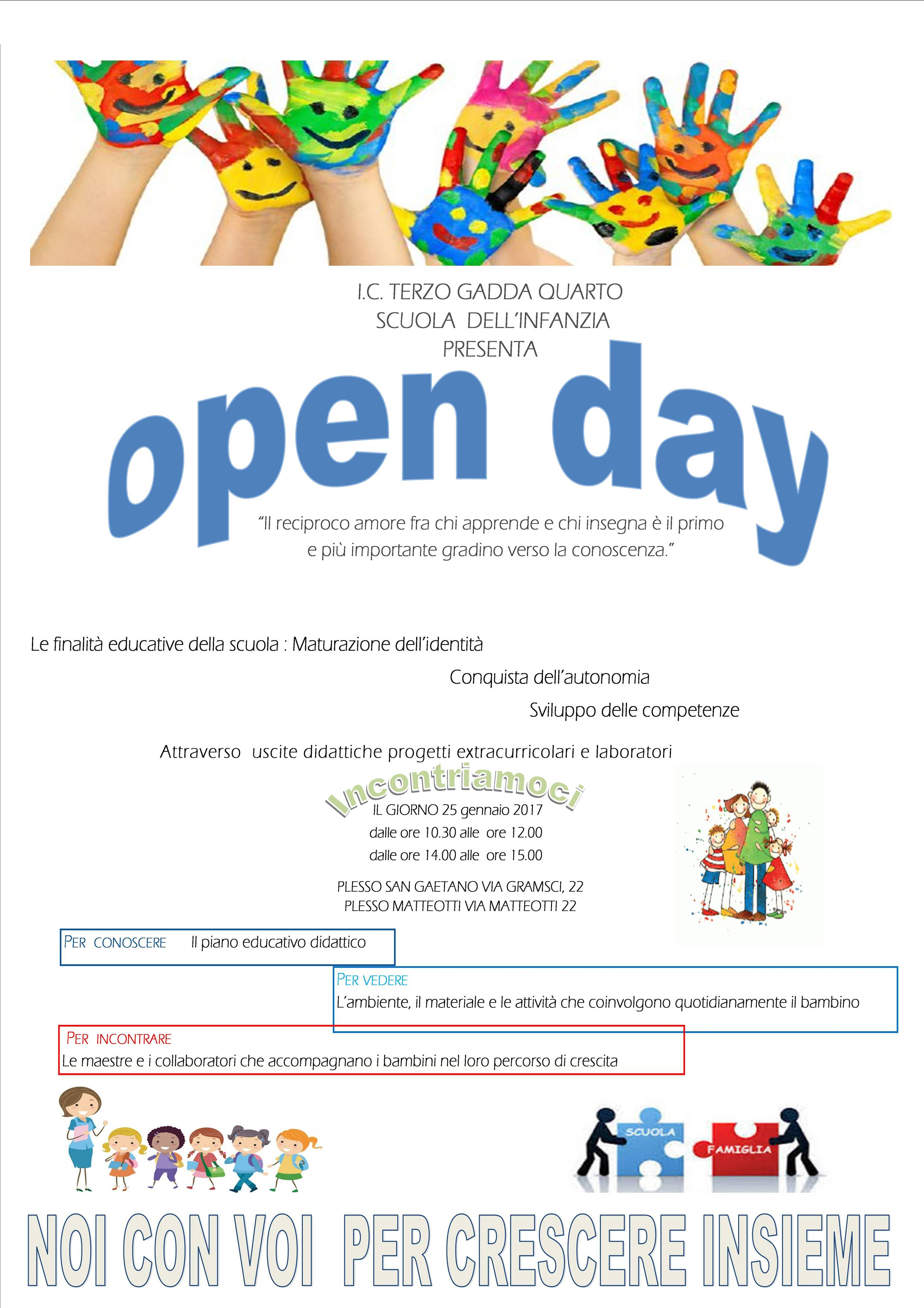 open day 2017